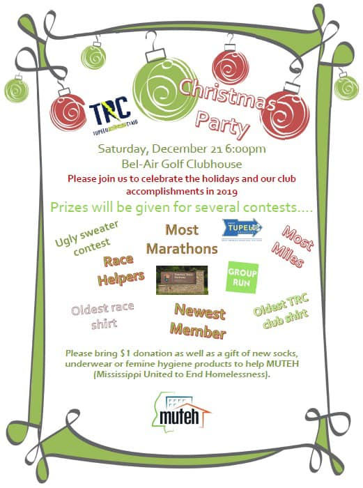 TRC Christmas Party