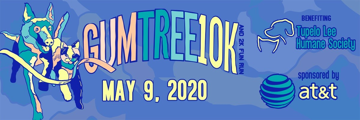 Gum Tree 10k and 2k Fun Run Registration Underway!