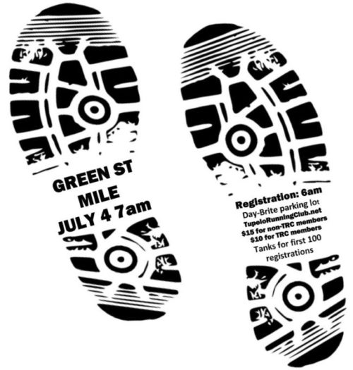 Green Street Mile Announcement!